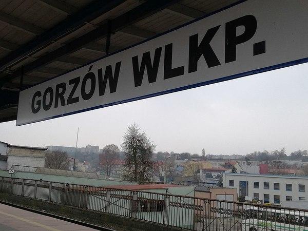 dziwna trasa z dworca do przystanku gorzow wscho, zdjęcie 14/17