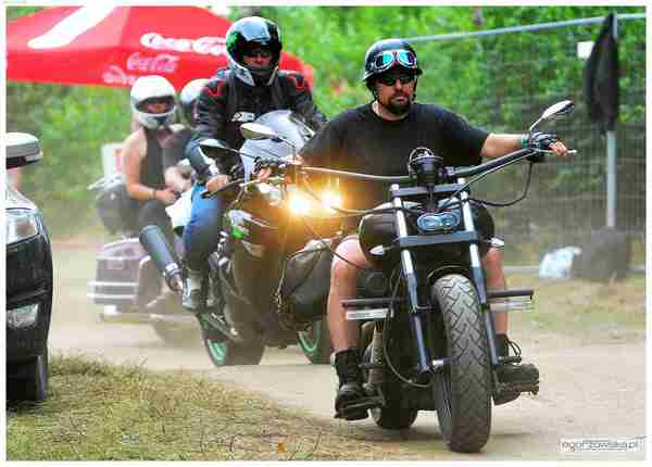 woodstockowa parada motocyklistow, zdjęcie 11/15