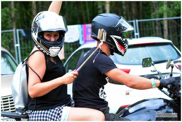 woodstockowa parada motocyklistow, zdjęcie 14/15