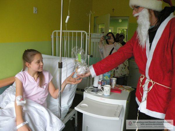 prezenty dla pacjentow, zdjęcie 9/11