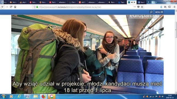 darmowe bilety kolejowe dla mlodych skorzystaj , zdjęcie 11/14