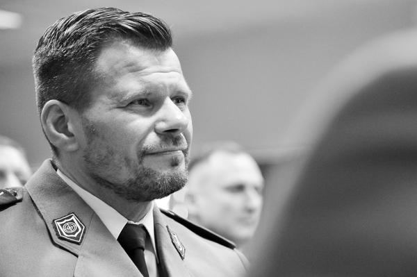 nie zyje szef antyterrorystow dymisje w policji, zdjęcie 4/4