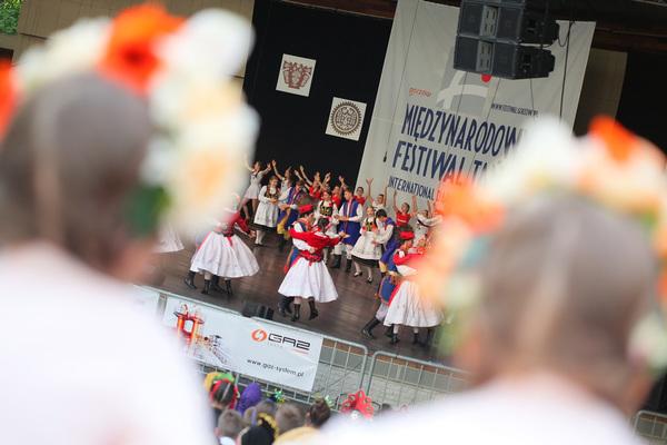 na folk festiwal zjechali z trzech kontynentow , zdjęcie 3/11