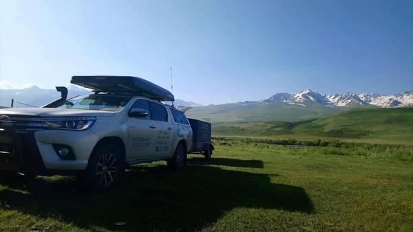 veterinary expeditions dotarla do kirgistanu dan, zdjęcie 6/10