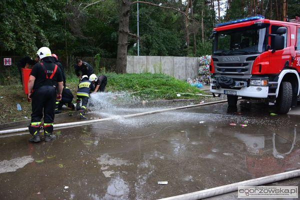 prawie dwa kilometry wezy i 60 tys litrow wody, zdjęcie 9/23