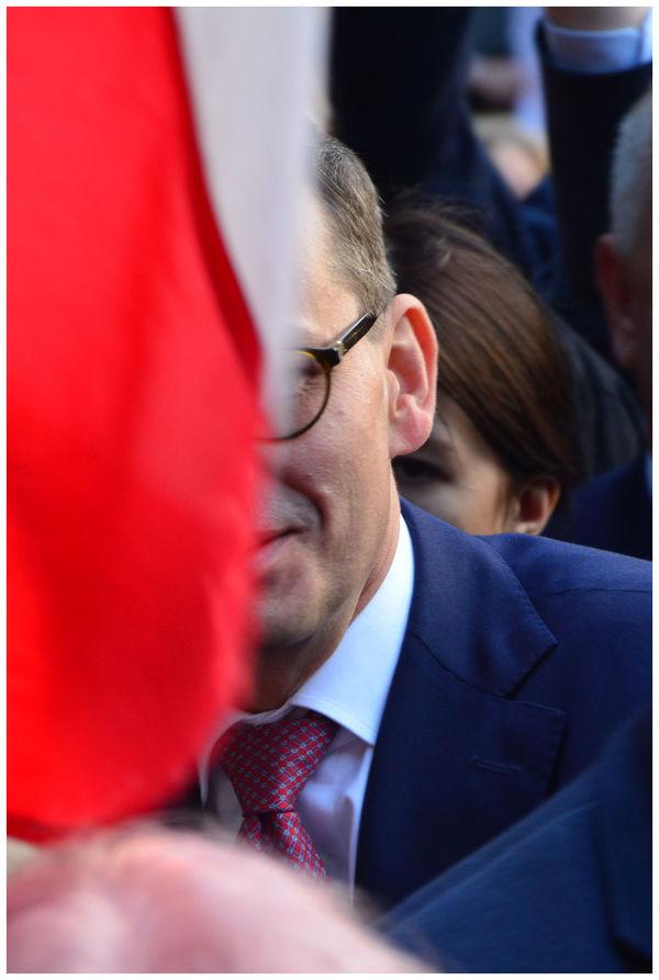 mnostwo ochrony i zadyma  wizyta premiera morawi, zdjęcie 25/35