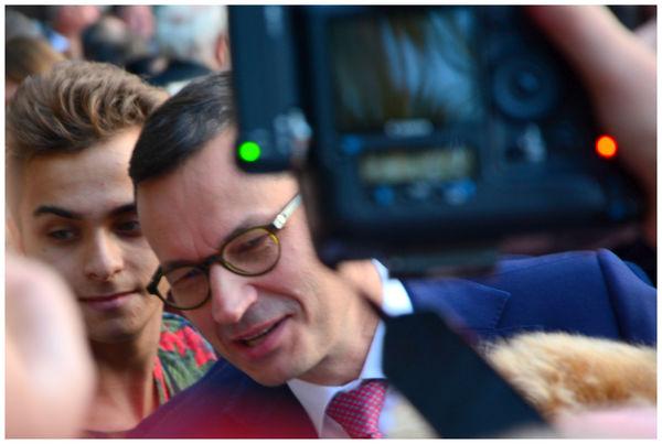 mnostwo ochrony i zadyma  wizyta premiera morawi, zdjęcie 28/35