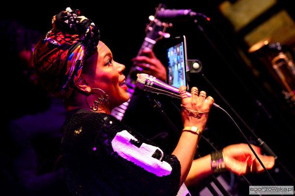 girl gang czyli china moses na gorzow jazz celeb, zdjęcie 1/23