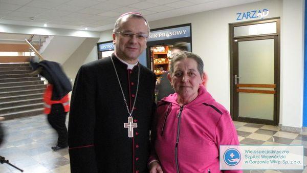 biskup litynski odwiedzil chorych, zdjęcie 4/14