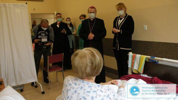 biskup litynski odwiedzil chorych, zdjęcie 5/14