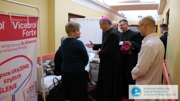 biskup litynski odwiedzil chorych, zdjęcie 11/14