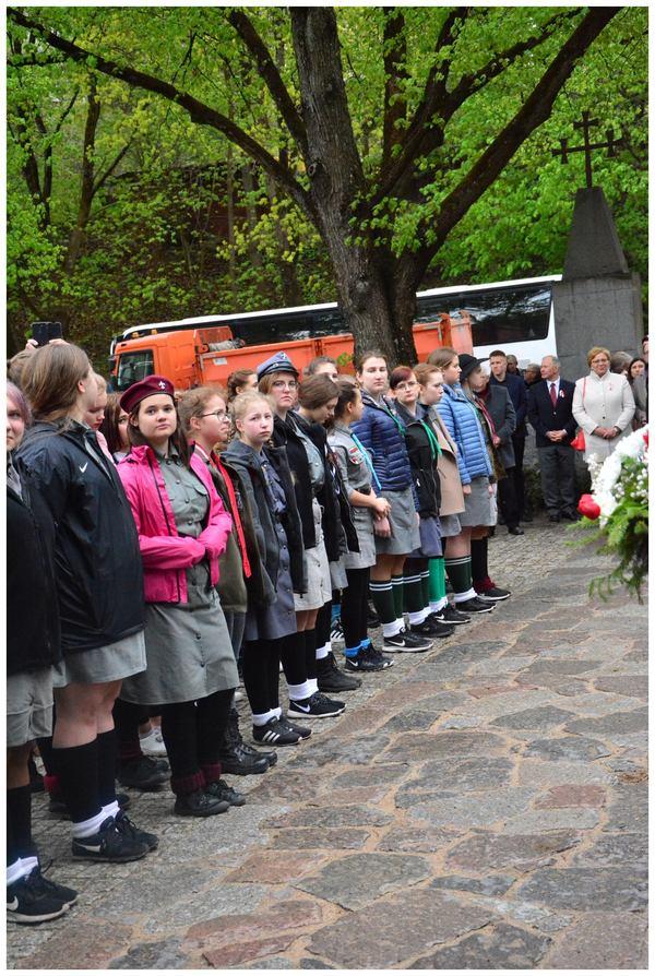 trzeci maja przy pomniku marszalka, zdjęcie 3/23