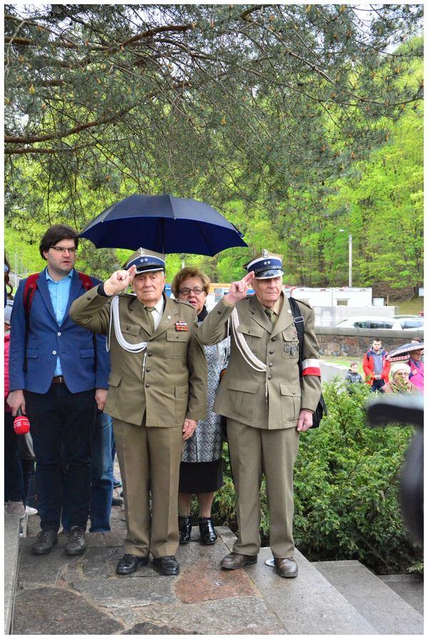 trzeci maja przy pomniku marszalka, zdjęcie 9/23