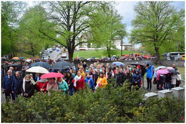 trzeci maja przy pomniku marszalka, zdjęcie 12/23