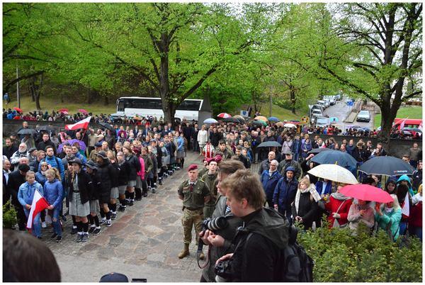 trzeci maja przy pomniku marszalka, zdjęcie 14/23