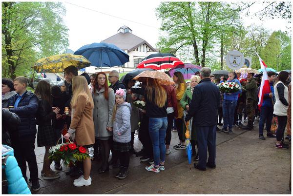 trzeci maja przy pomniku marszalka, zdjęcie 21/23