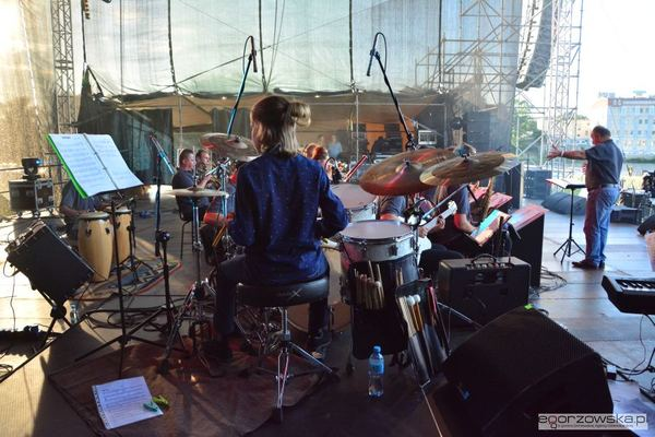 wschodnia strona regionu i filary jazz big band, zdjęcie 21/46
