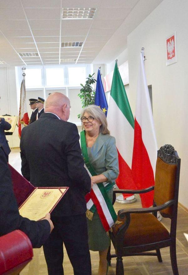 uroczysta sesja z medalami i odznakami, zdjęcie 24/59