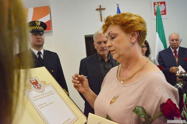 uroczysta sesja z medalami i odznakami, zdjęcie 46/59