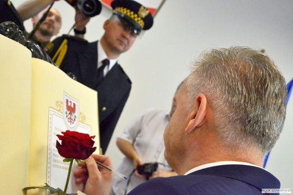 uroczysta sesja z medalami i odznakami, zdjęcie 51/59