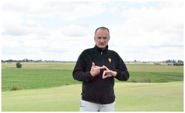 pole golfowe zawarcie ma prawdziwego menagera, zdjęcie 1/20