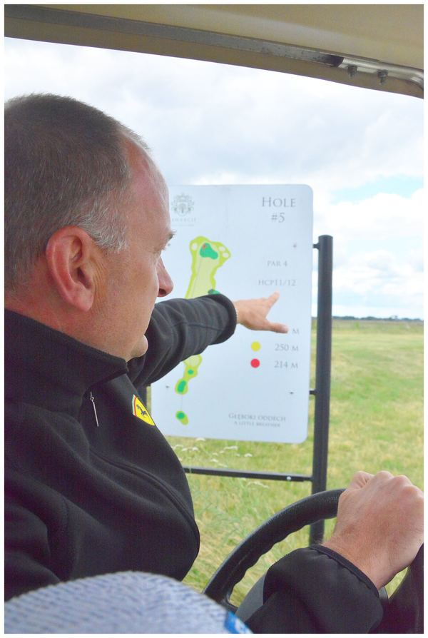pole golfowe zawarcie ma prawdziwego menagera, zdjęcie 2/20