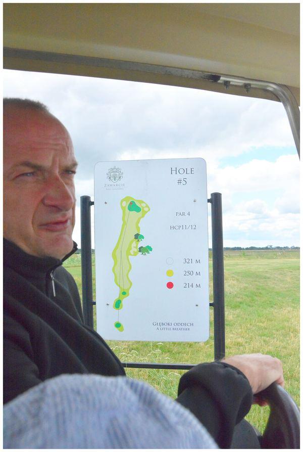 pole golfowe zawarcie ma prawdziwego menagera, zdjęcie 3/20