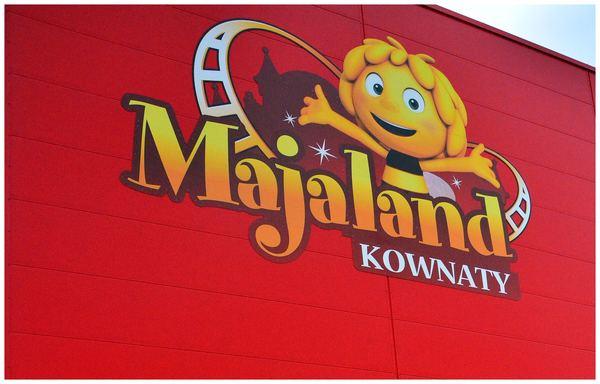 land dla dzieci czyli park rozrywki majaland kown, zdjęcie 31/31