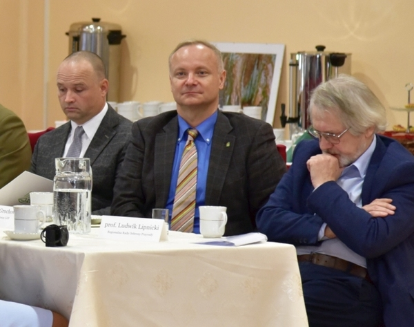 prof lucjan agapow patronem rezerwatu buki zdrois, zdjęcie 13/46