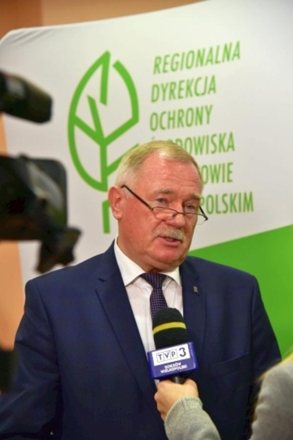 prof lucjan agapow patronem rezerwatu buki zdrois, zdjęcie 27/46