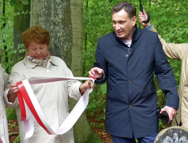 prof lucjan agapow patronem rezerwatu buki zdrois, zdjęcie 40/46