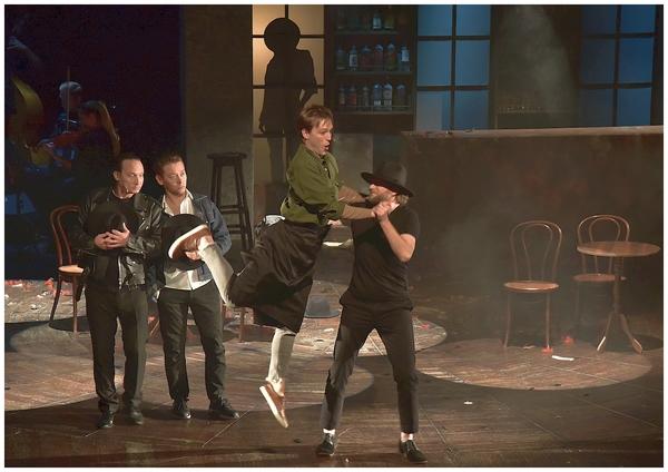 tango piazzola  marzenie  to bedzie teatralny h, zdjęcie 1/13
