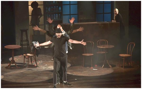 tango piazzola  marzenie  to bedzie teatralny h, zdjęcie 2/13