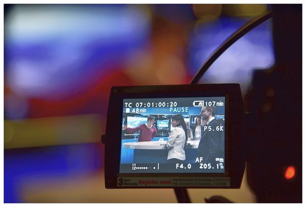 nowoczesne studio nowa ramowka i godzina nadawan, zdjęcie 3/7