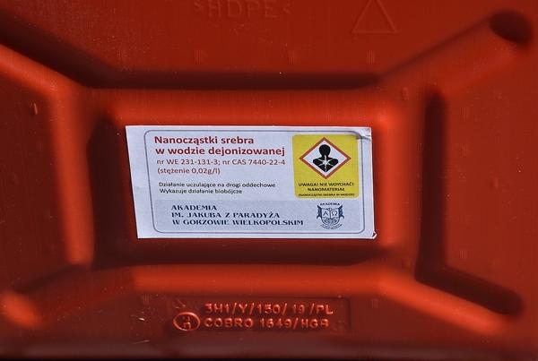 nanosrebro w walce z koronawirusem , zdjęcie 10/11